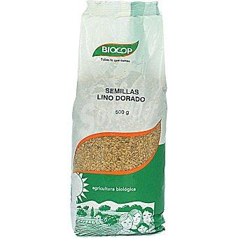 BIOCOP Semillas de lino marrón biológicas Envase 500 g