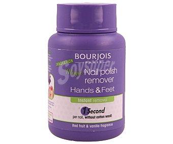 Bourjois Paris Quitaesmalte para manos y pies 1 unidad
