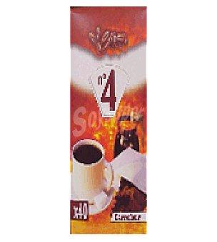 Carrefour Pap.filtros café 40/6-12tz