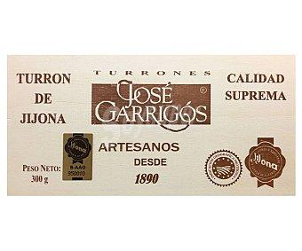 Jose Garrigos Turrón de Jijona JOSÉGARRIGÓS  300 g