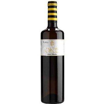 VIÑA ORCE Vino blanco afrutado macabeo de la tierra de Castilla Botella 75 cl