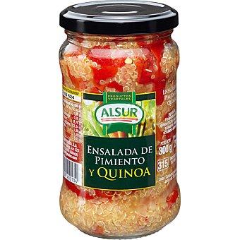 Alsur Ensalada de pimiento y quinoa frasco 295 g