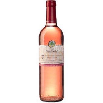 Vega Madroño Vino Rosado Madrid Botella 75 cl