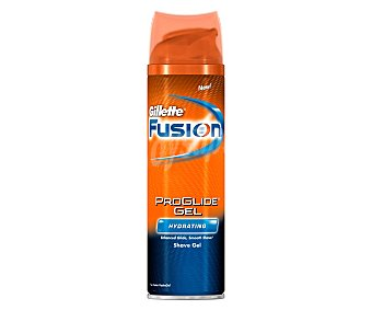 Gillette Gel fusion de afeitar hidratante Spray 200 ml