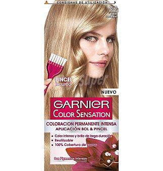 Garnier color sensation Tinte 8 rubio claro