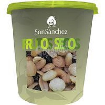 Son Sánchez Cocktail de frutos secos tropical Tarrina 200 g
