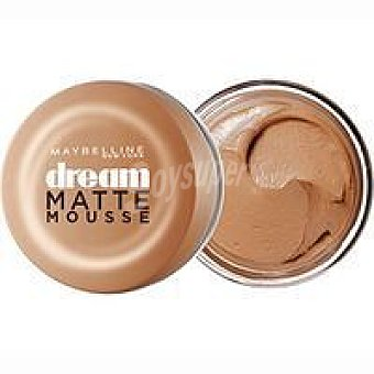 Maybelline New York Dream Mat Mousse 50 Pack 1 unid
