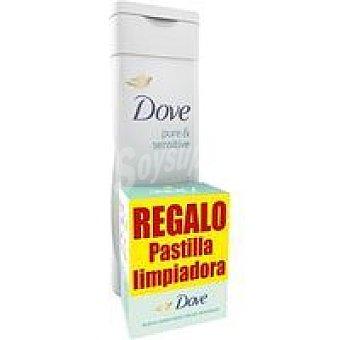 Dove Body Lotion pure&sensitive Bote 400 ml + Pastilla