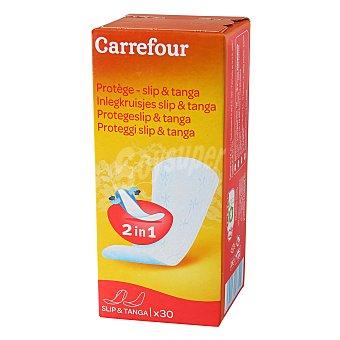 Carrefour Protege-slip multiforme ultrafino 30 ud