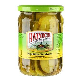 hainich Pepinillo sandwich 530 g