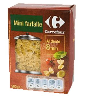Carrefour Mini farfalle 500 g