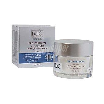 RoC Crema hidratante protectora antisequedad Tarro 50 ml