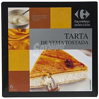 Carrefour Selección Tarta yema Tostada 500 g