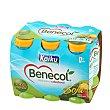 Yogur de soja Pack de 6x70 g Kaiku Benecol