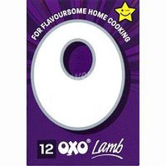 oxo Cubos de cordero Caja 71 g