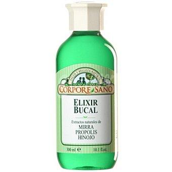 CORPORE SANO Elixir bucal extractos naturales de mirra própolis hinojo Envase 250 ml