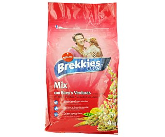 Brekkies Affinity Dog mix buey 4KG