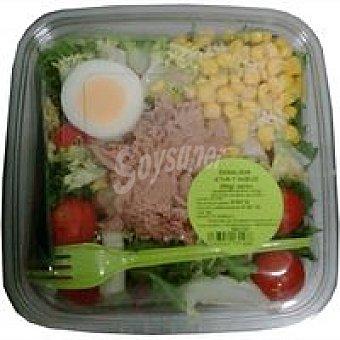 VITAL FRUTA Ensalada de atún-huevo Bandeja 250 g