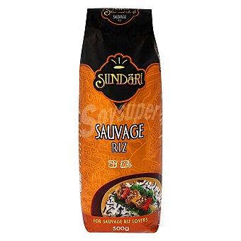 Sundari Arroz salvaje Paquete 500 g