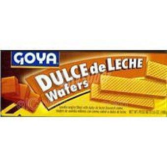 goya Nativo Wafers sabor dulce de leche Paquete 160 g