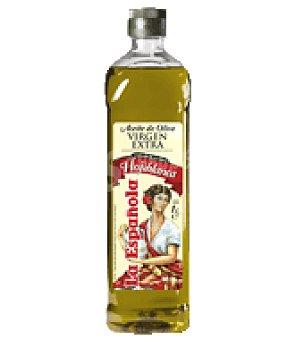 La Española Aceite de Oliva Virgen Hojiblanca Botella 1 lt