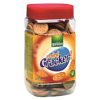Gullón Mini cracker (galletas saladas) Bote 350 g