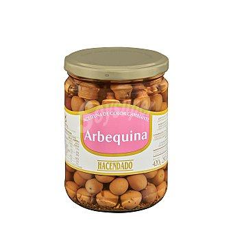 Hacendado Aceituna arbequina Tarro 420 g escurrido 250 g
