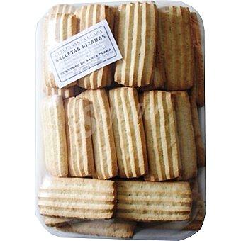 Dulces Santa Clara Galletas rizadas Envase 500 g