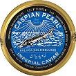 Caviar Kaluga imperial gold beluga Lata 30 g Caspian Pearl