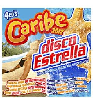 Disco Estrella Caribe 2012 & volumen 15
