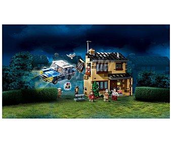 LEGO Harry Potter 75968 Juego de construcciones Número 4 de Privet Drive con 797 piezas 75968
