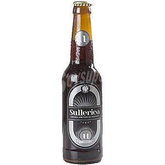 SULLERICA Fosca cerveza negra de Mallorca  botella 33 cl