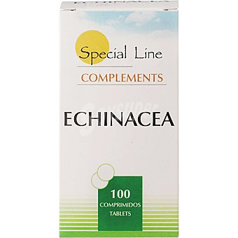 Special Line Complements Echinacea 500 mg  500 envase 100 comprimidos