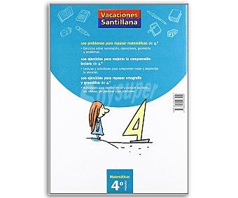 SANTILLANA Matemáticas 4º 1 Unidad
