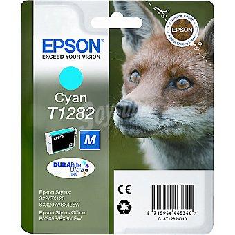 EPSON Stylus T1282 Cartucho de tinta color cyan