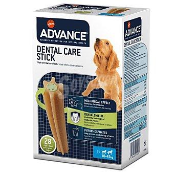 Advance Affinity Snack para perros medianos Advance Dental Care Bolsa 180 g
