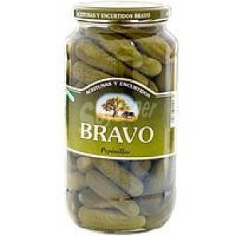 Bravo Pepinillos Frasco 550 g