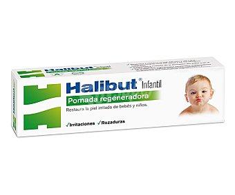 Pomada regeneradora de la piel irritada, especial para la piel del niño y del bebe halibut 45 gr