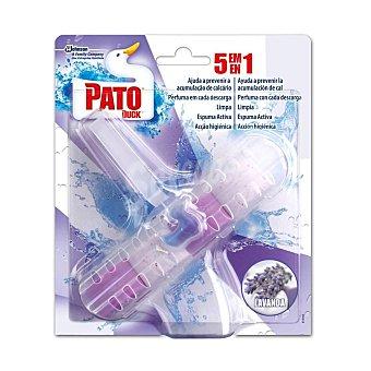 Pato Colgador wc lavanda 1 ud
