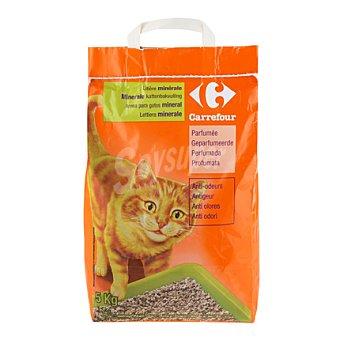 Carrefour Absorbente aglomerante para gato 5 kg