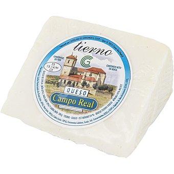 CAMPO REAL queso castellano tierno cuña 360 g