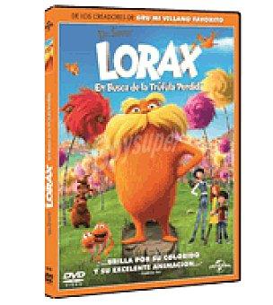Lorax en busca de la truf dvd