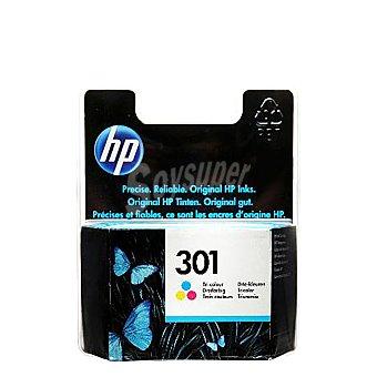 HP Cartucho de Tinta 301 - Tricolor Cartucho de Tinta 301
