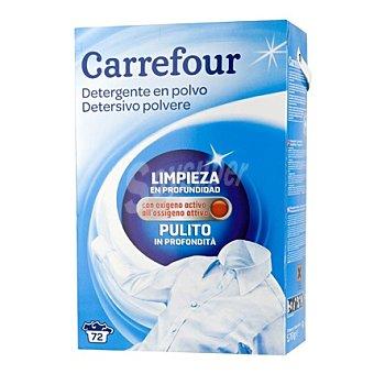 Carrefour Detergente polvo 72 cacitos
