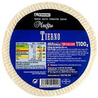 Eroski Queso tierno mezcla mini 1,100 kg