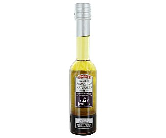 Borges Condimento de aceite de oliva a la soja y jengibre Botella 200 ml