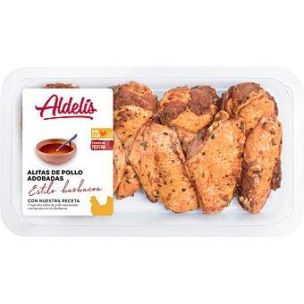 Casa matachin Alitas de pollo a la barbacoa deliciosamente marinadas sin gluten bandeja 450 g bandeja 450 g