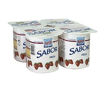 Kalise Yogur sabor Fresa 4x125g