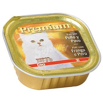 AS Paté para gatos rico en pollo tarro 100 gr Tarro 100 gr