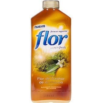 Flor Suavizante de azahar de mediterráneo Botella 56 dosis
